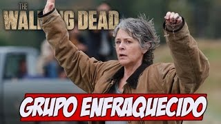 The Walking Dead Sexta Temporada E15 - GRUPO ENFRAQUECIDO