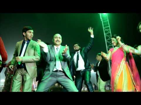 Mast Dance on  Oho daddy jee dee cash utte...