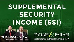 Florida Supplemental Security Income (SSI) Benefits