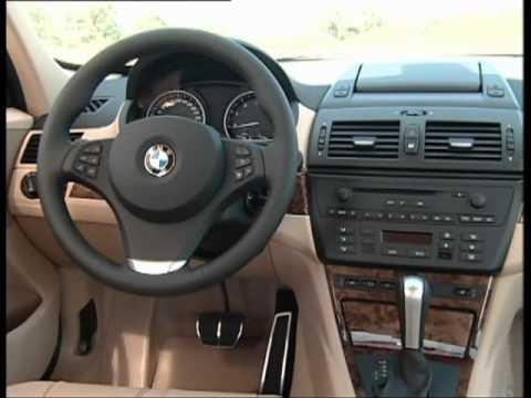 BMW X3 (2007) - YouTube