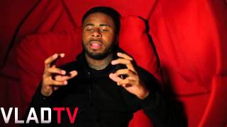 Sage the Gemini Talks Tattoos & Being a Young Father