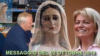Padre Livio: Commento al Messaggio Della Madonna di Medjugorje dato a Mirjana 02 Ottobre 2018