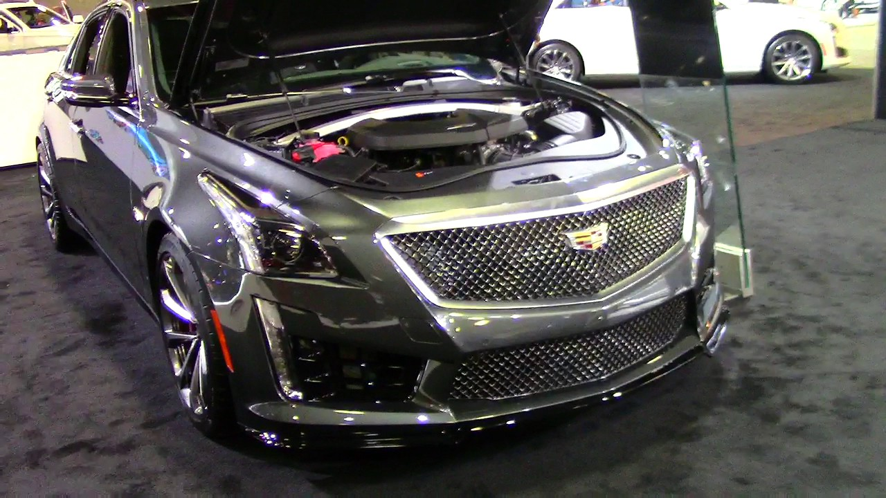 2018 cadillac cts. beautiful cadillac cadillac 2018 ctsv sedan washington dc auto show 2017 intended cadillac cts