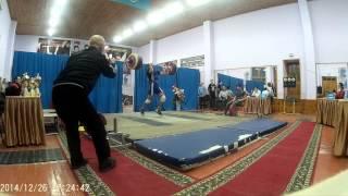 Федоров Олег - 150 толчок (26.12.2014 Кокчетав)