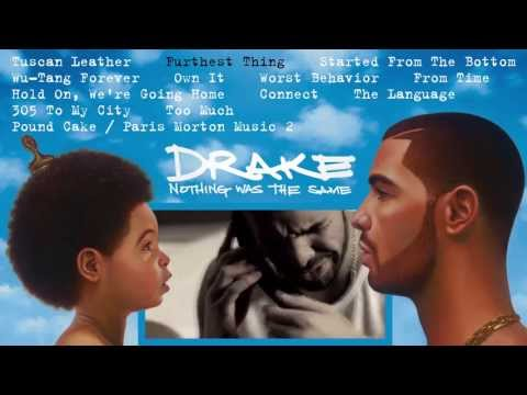 drake-nothing-was-the-same-album-release-video
