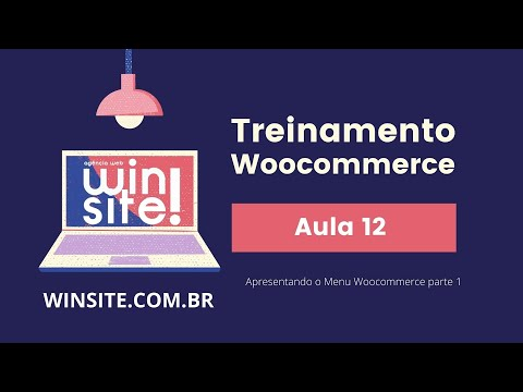 Menu Woocommerce - Part 1