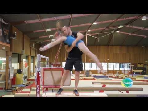 Video gymnastics :