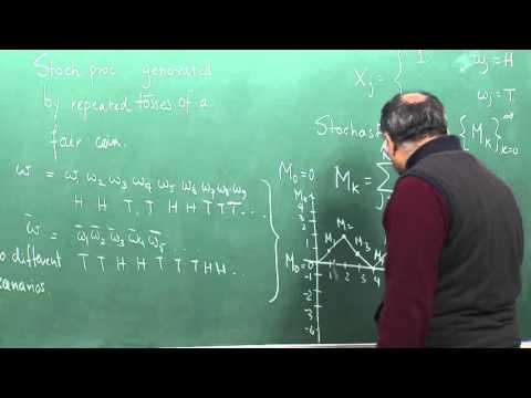 Brownian Motion-I