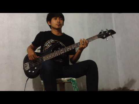 tipe-X happy birthday (bass cover)
