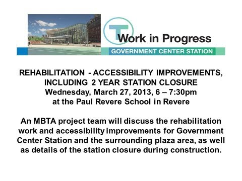 MBTA Meeting 03-27-13
