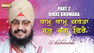Part 2 -  Raam Raam Karta - 25_6_2017 - Nikke Ghumna