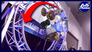 The Awesome And Weird Drumsets From NAMM 2020