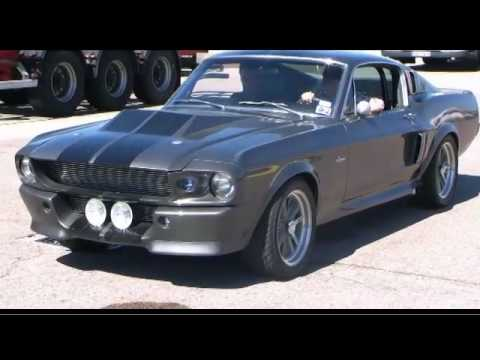 Mustang Shelby Fastback