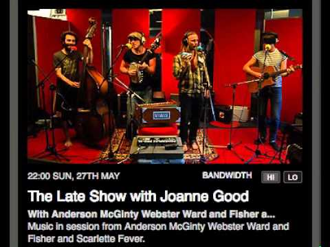 Anderson McGinty Webster Ward And Fisher - On The Late Show With Jo Good