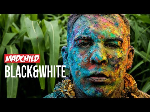Madchild - Black And White (Official Music Video from The Darkest Hour)