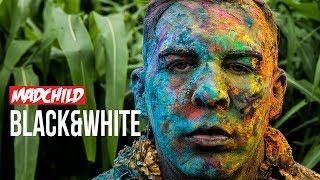Смотреть клип Madchild - Black And White
