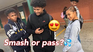SMASH OR PASS? | SCHOOL EDITION🤪