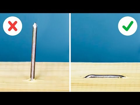 27 CLEVER REPAIR TIPS AND TRICKS