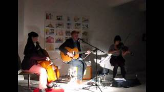 Mathew Sawyer & The Ghosts - There is no Royal Road (Rokeby Gallery 20-10-11)