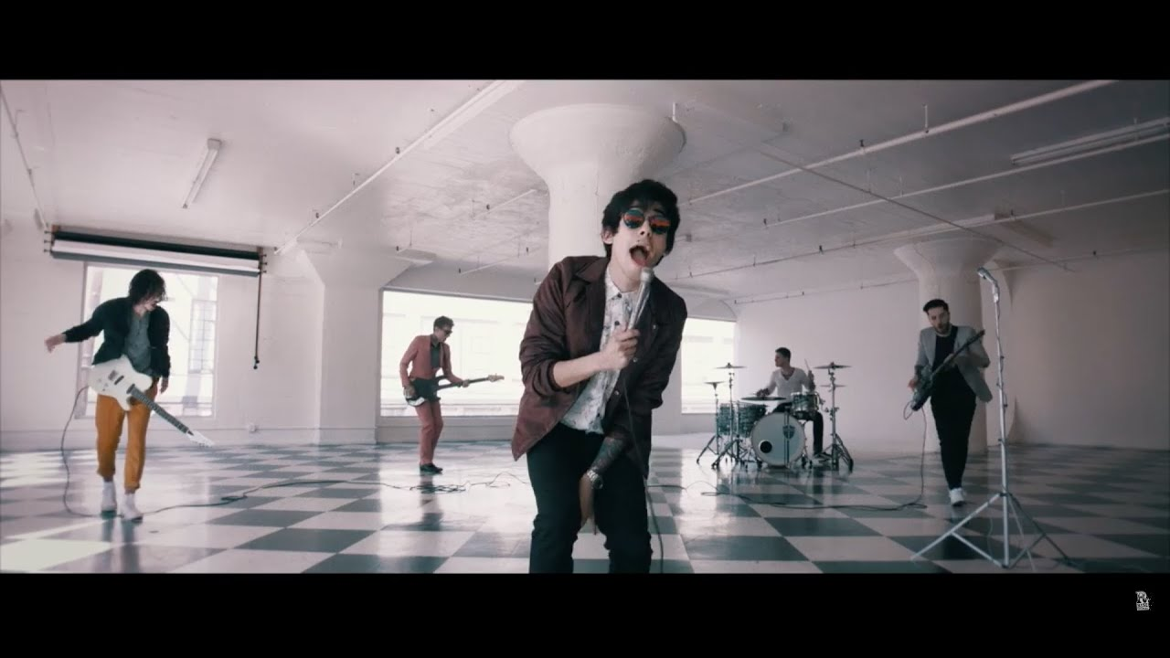 Crown The Empire - Hologram (Official Music Video)