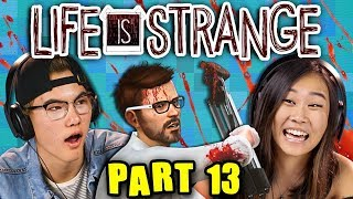 END OF THE WORLD! | LIFE IS STRANGE - Part 13 (React: Gaming)