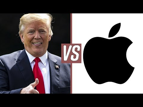 Trump's Tariffs vs Apple - Explained