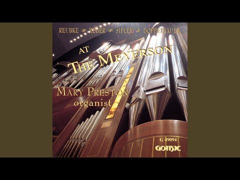 "Organ Sonata in C Minor, ""Psalm 94"""