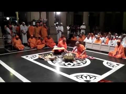 Maha Shivaratri 2014 at Belur Math