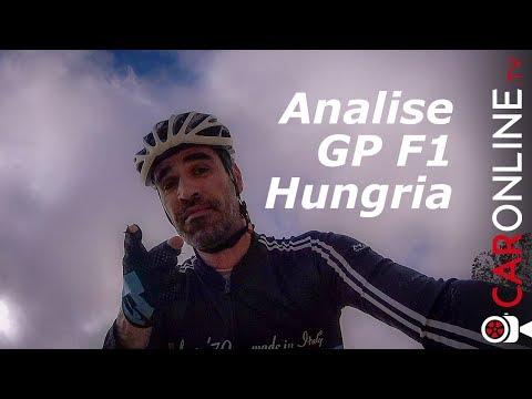 Análise F1 GP Hungria 2019 | FORÇA da ESTRATÉGIA