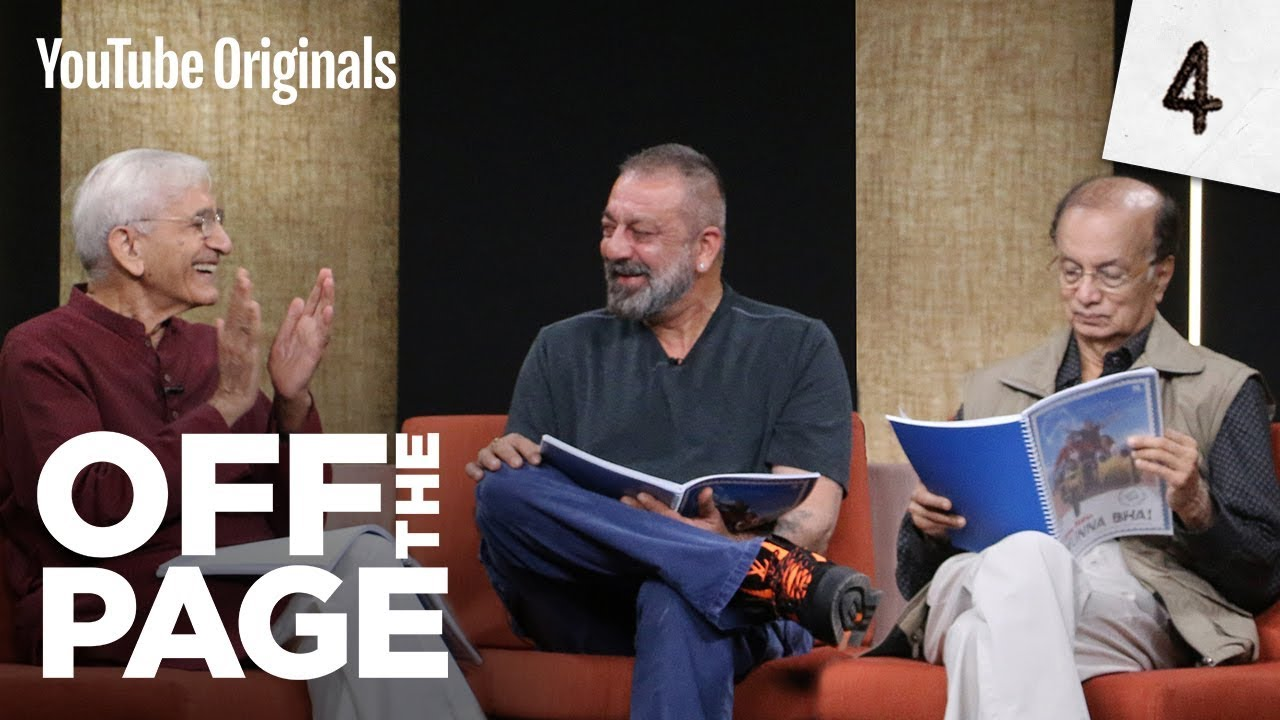 Download Prof. Murli In The House | #OffThePage with Lage Raho Munna Bhai