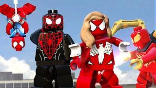 МНОГО ПАУЧКОВ - LEGO Marvel's Avengers (DLC)