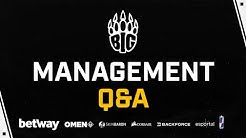 BIG Management Talk mit CEO Daniel Finkler, Christian Lenz und Philipp Neubauer