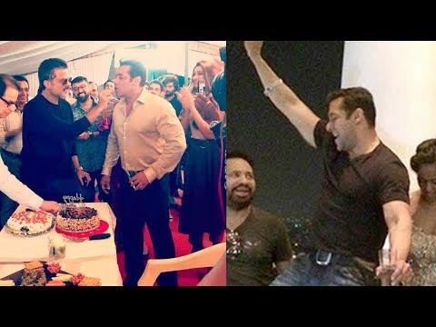 Salman Khan's 52nd Birthday Party in Panvel FarmHouse (LEAKED Inside Video)