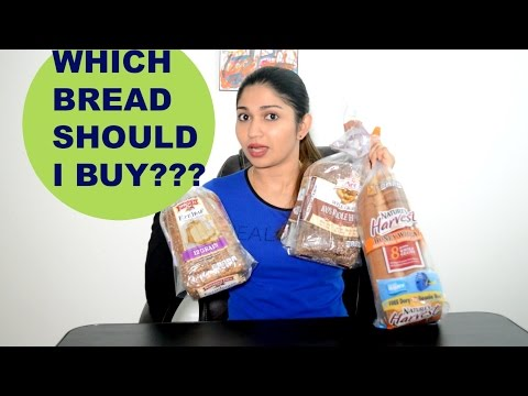 HOW TO BUY HEALTHY BREAD