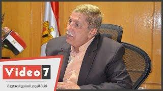 محافظ الإسماعيلية:  استردينا 15 ألف فدان و169 ألف متر من أراضى الدولة