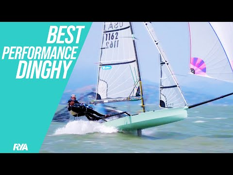 WHAT IS THE FASTEST DINGHY? - The Best High Performance Dinghies for Club Sailors