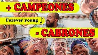 Más CAMPEONES y menos CABRONES - Por Jaume Vives