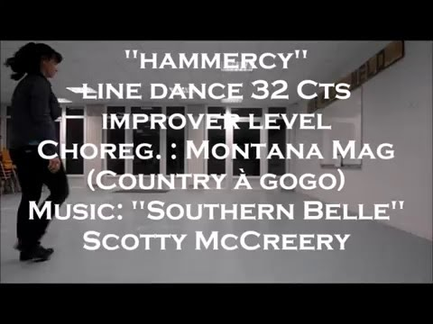 HAMMERCY - Line Dance-MONTANA MAG