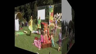 Art Carnivale impressies Tjuchem deel 2 2009