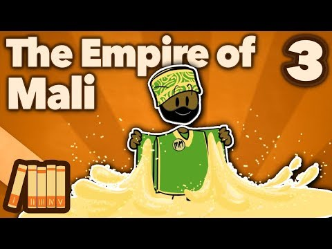 The Empire of Mali - Mansa Musa - Extra History - #3