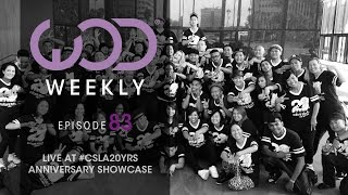 Culture Shock LA 20 Year Anniversary | #WODWeekly 83