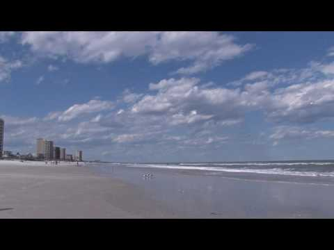 A Day at Jacksonville Beach