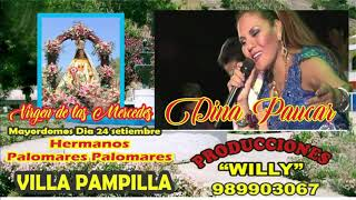 MP3 Dina Paucar en Villa Pampilla 2018