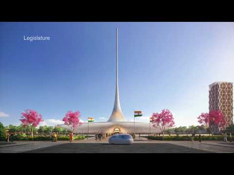 Amaravati Government Complex by Foster + Partners
