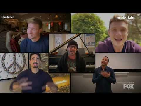 Los Backstreet Boys regresan para luchar contra el Coronavirus