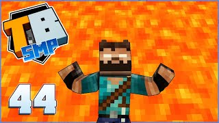 Lava is Fun! | Truly Bedrock Season 2 Episode 44 | Minecraft Bedrock Edition