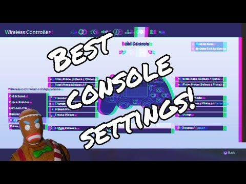 These settings will help you improve a lot! My settings & Key Binds (Fortnite Br)