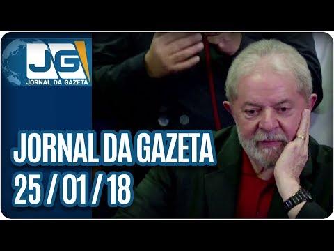 Jornal da Gazeta - 25/01/2017