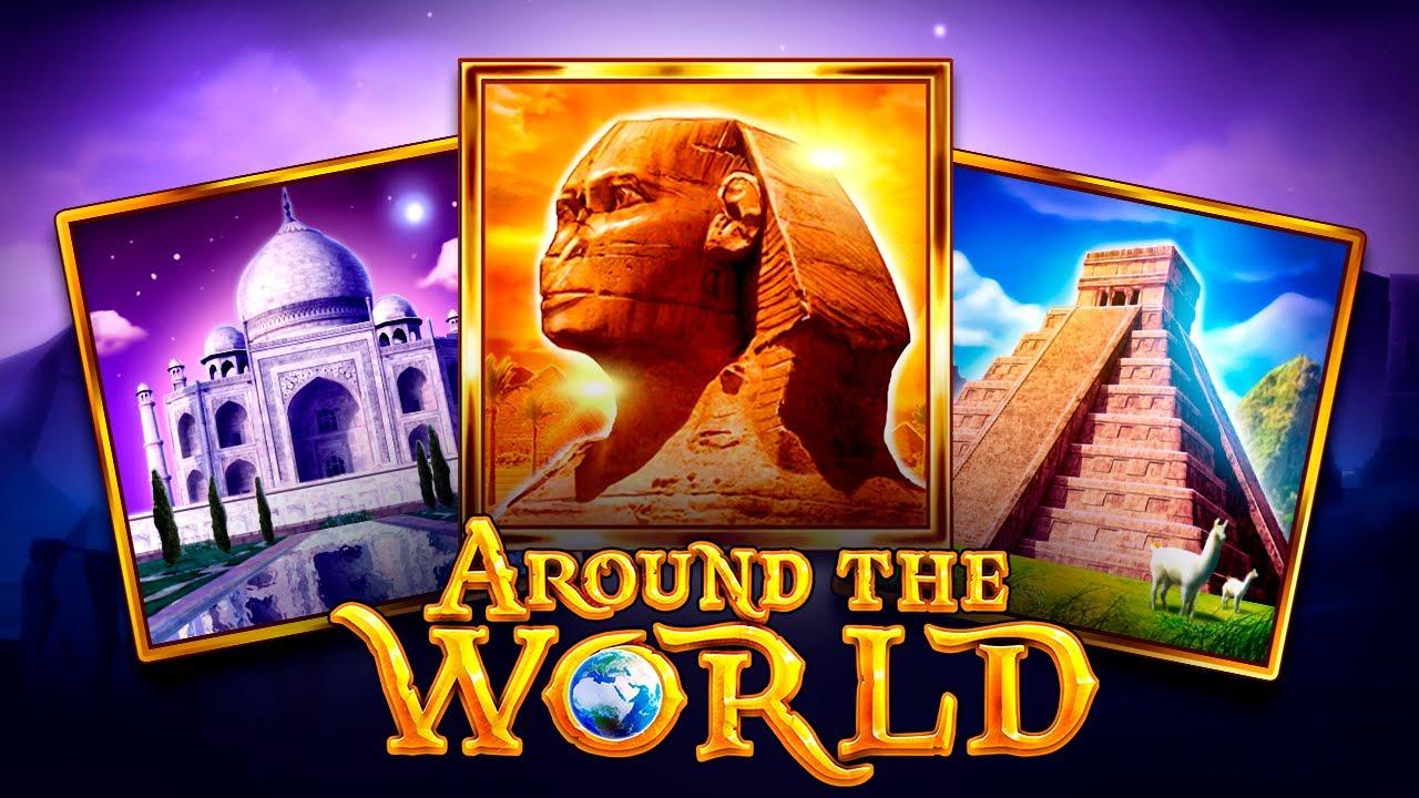 Around The World  Slot Play Free ▷ RTP 96% & Medium Volatility video preview