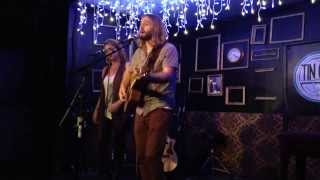 "Rosewood & Rye - ""Head Full of Doubt"" The Avett Brothers Cover at The Tin Can (San Diego)"